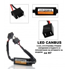 LED CANBUS за H7